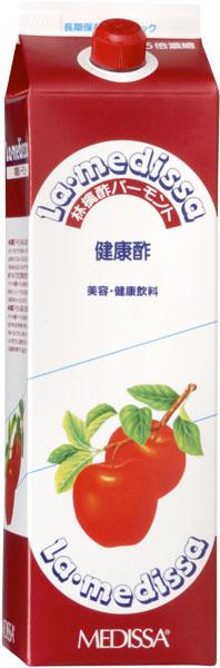 ラ・メデッサりんご酢バーモント1.8L