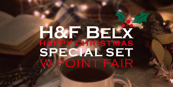 HAPPY CHRISTMAS W-POINT FAIR